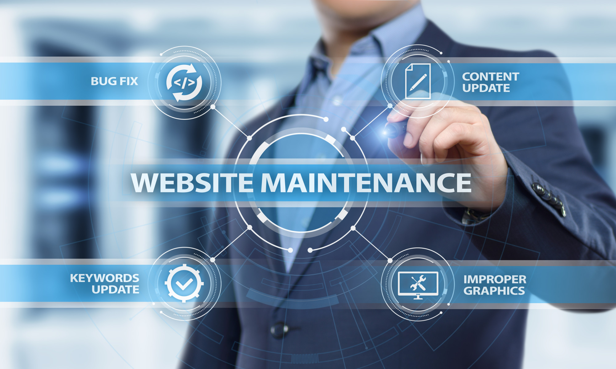 Mentenanța unei platforme/ site web? De ce este importantă